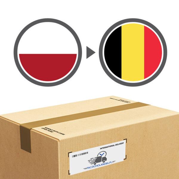 przesyłki polska belgia